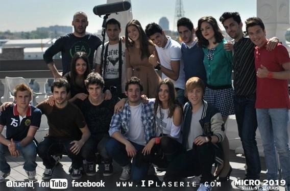'IP- LaSerie' nueva webserie en Internet