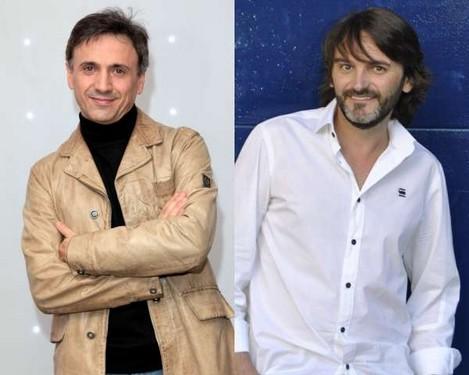 Fernando Tejero y José Mota juntos en Mediaset España