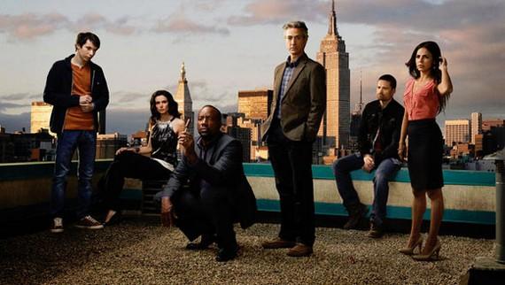 'Alphas' se estrenará este verano en Cuatro