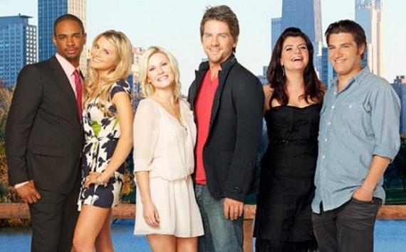 Hoy se estrena la serie 'Happy Endings' en MTV España