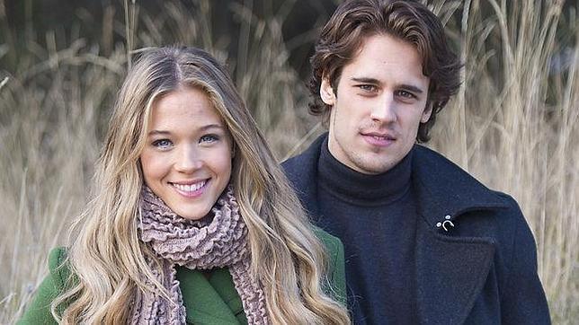 Patricia Montero y Martin Rivas en 'El Don del Alba'