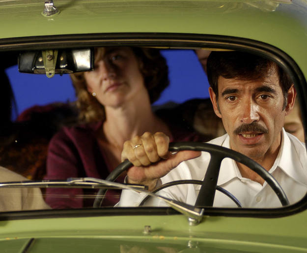 Imanol Arias interpreta a Antonio Alcántara en 'Cuéntame cómo pasó'.