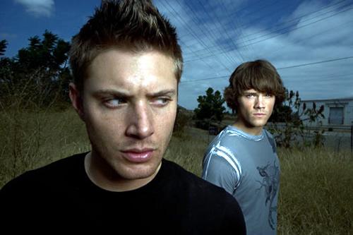 Los protagonistas de la serie Sobrenatural