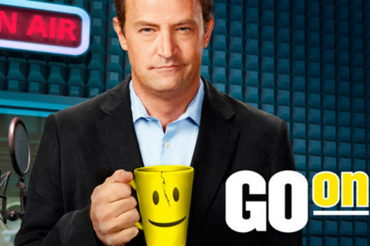 Matthew Perry encabeza el reparto de 'Go On'