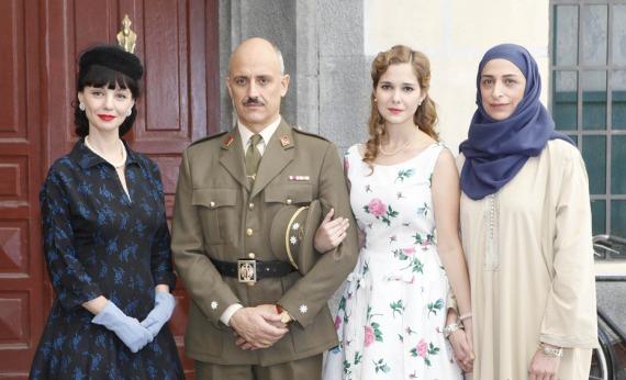Antena 3 compra 'Amar en tiempos revueltos'