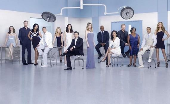 La novena temporada de 'Anatomía de Grey' se estrena el 6 de noviembre