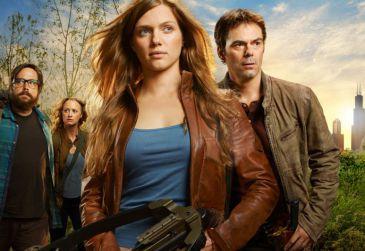 Los protagonistas de la serie 'Revolution'
