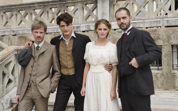 'Gran Hotel' terminará su segunda temporada en tres semanas
