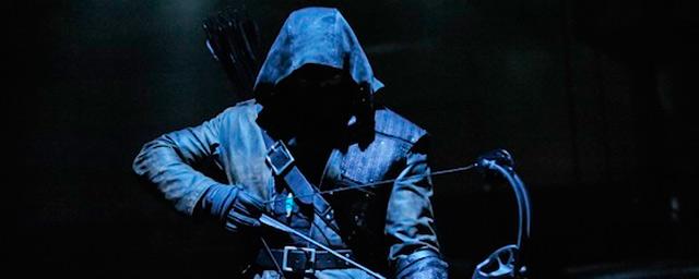 Escena de 'Arrow' una de las series revelación de la temporada