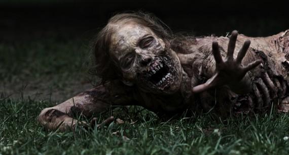 Detenido por pegarle un tiro a su novia por culpa de 'The Walking Dead'