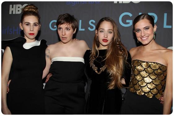 Segunda temporada de 'Girls' en Canal Plus