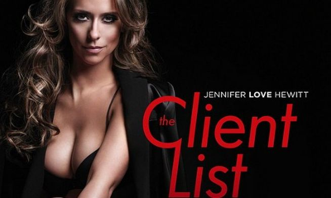 'The client list' con Jennifer Love Hewitt se estrena esta noche
