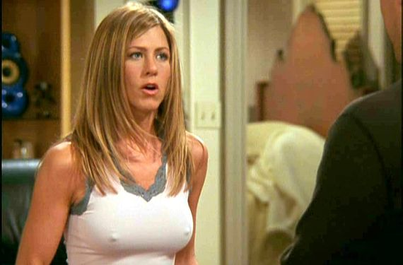 Rachel Green en Friends