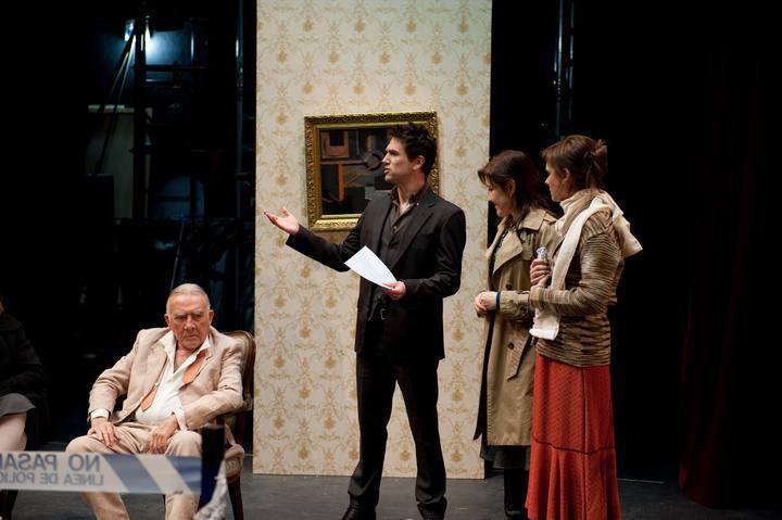 Fernando Guillén en 'Los misterios de Laura'.