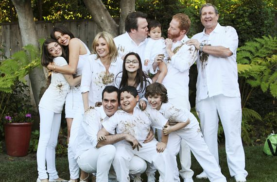 Personajes de Modern Family