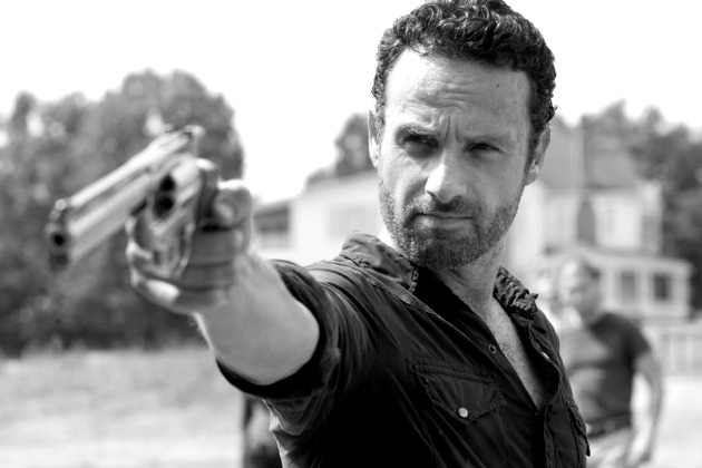 Rick, de The Walking Dead