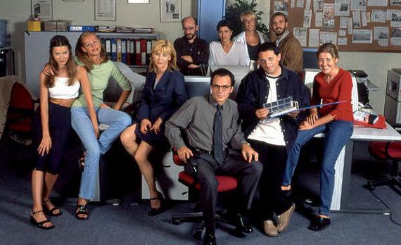 Actores de Periodistas