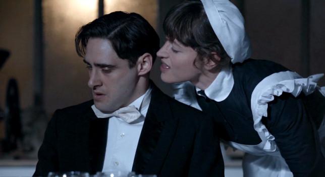 Belén encolerizó a Andrés en 'Gran Hotel'.