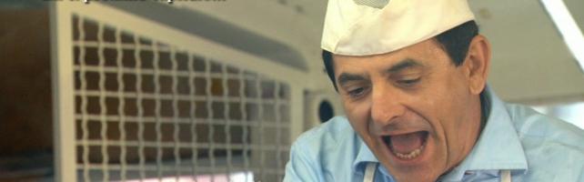 José Luis (Iñaki Miramón) en 'Con el culo al aire'.