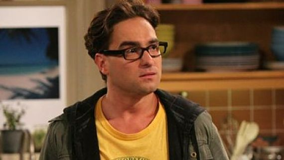Leonard de Big Bang Theory