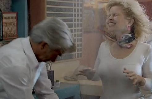 Imanol Arias se verá perturbado por Lluvia Rojo en 'Cuéntame cómo pasó'.