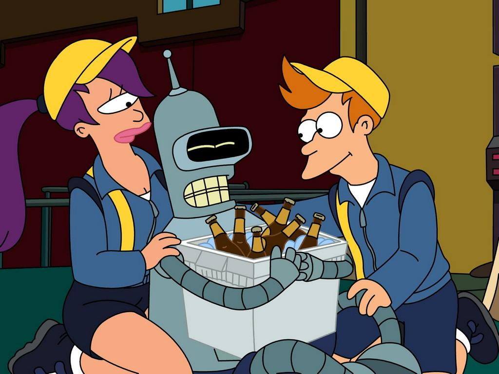 No más 'Futurama' en la tele