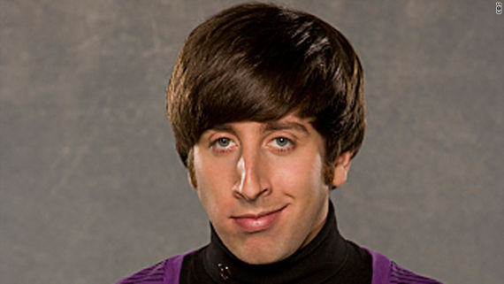 Howard de The Big Bang Theory