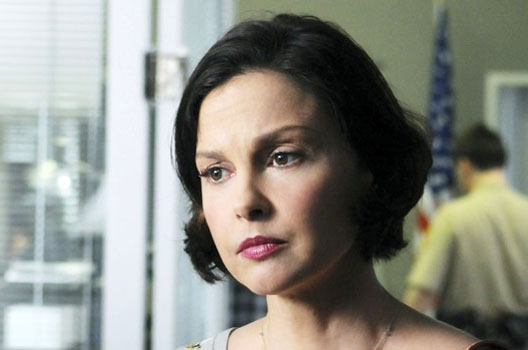 Ashley Judd en una escena de la serie 'Missing'.