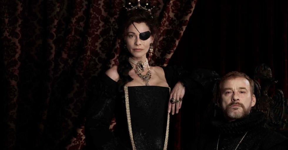 La miniserie 'La princesa de Éboli', esta noche en Antena 3