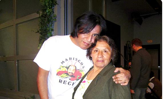 Mamá Parrales