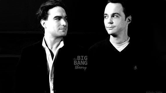 The Big Bang Theory: La reacción del Bon Voyage
