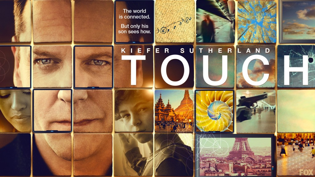 Cartel de la serie 'Touch' que esta noche emite Cuatro.