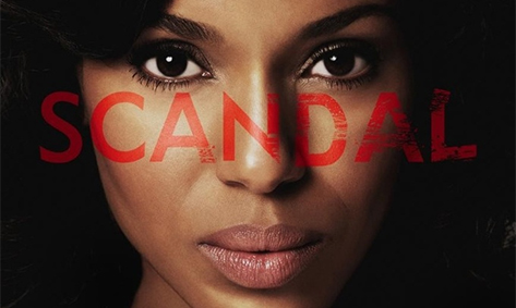 Kerry Washington encabeza el reparto de la serie 'Scandal'.
