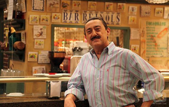 Mauricio Colmenero en Aída