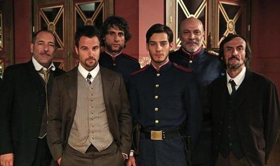 TVE inicia el rodaje de la miniserie 'Víctor Ros'