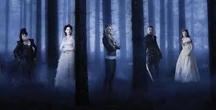 Algunos de los protagonistas de 'Érase una vez... (Once Upon a time)'.