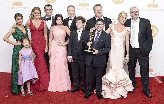 Ganadores de los Emmy 2013