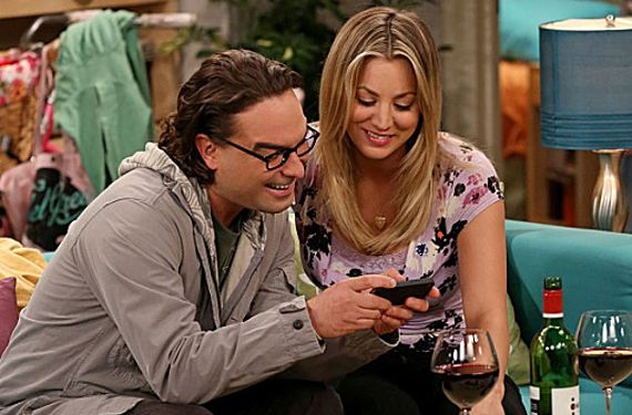 The Big Bang theory 7x02