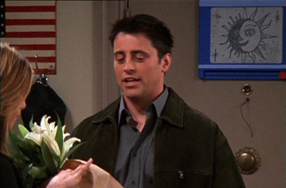 Joey de Friends