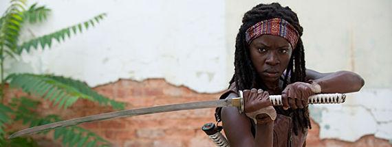 Espada de Michonne