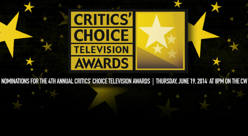 Critics Choice TV Awards 2014